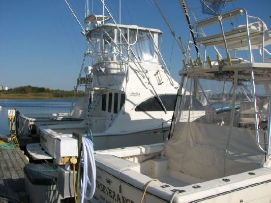 Luhrs 320 Tournament 1992 All Boats