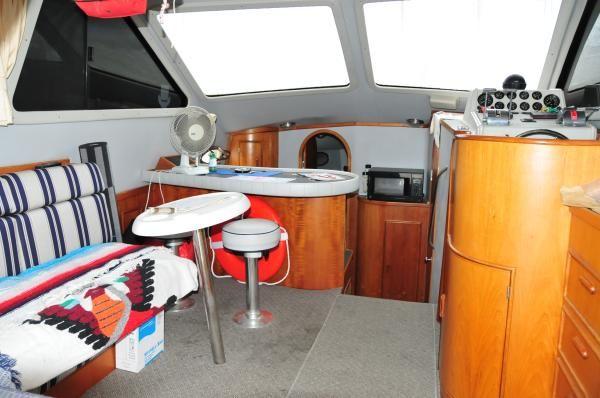 Mediterranean 38 Express 1992 All Boats