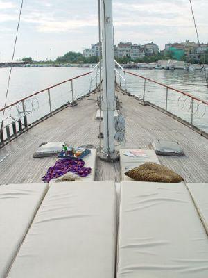 Mengi Yacht Custom Built Ketch 1992 Ketch Boats for Sale