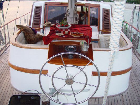 Mengi Yay Jongert Style Ketch 1992 Ketch Boats for Sale