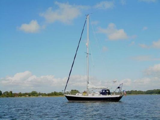 Morris Yachts Justine 1992 All Boats