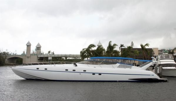 Multiplast Fast Express Motor Yacht 1992 All Boats