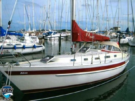 Boats for Sale & Yachts Najad 340 1992 All Boats