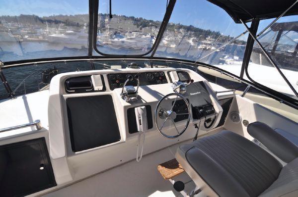 Ocean Alexander Flybridge Sedan 1992 Flybridge Boats for Sale Ocean Alexander Boats