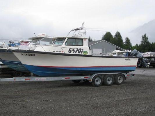 Parker Chesapeake 25 1992 Motor Boats