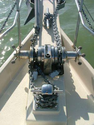 1992 parker marine exuma schooner  10 1992 PARKER MARINE Exuma Schooner
