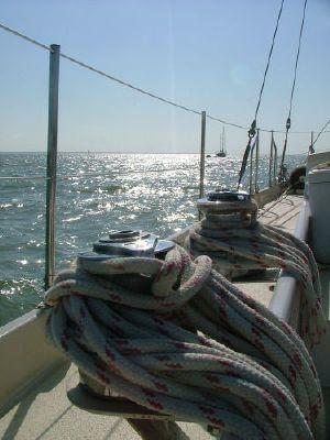 1992 parker marine exuma schooner  11 1992 PARKER MARINE Exuma Schooner