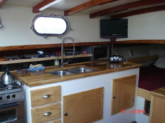 1992 parker marine exuma schooner  14 1992 PARKER MARINE Exuma Schooner
