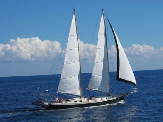 1992 parker marine exuma schooner  2 1992 PARKER MARINE Exuma Schooner