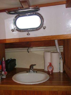 1992 parker marine exuma schooner  22 1992 PARKER MARINE Exuma Schooner