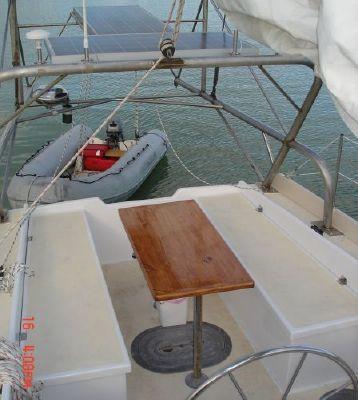 1992 parker marine exuma schooner  24 1992 PARKER MARINE Exuma Schooner