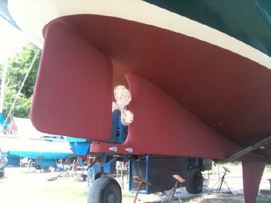 1992 parker marine exuma schooner  26 1992 PARKER MARINE Exuma Schooner