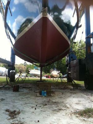 1992 parker marine exuma schooner  27 1992 PARKER MARINE Exuma Schooner