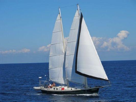 1992 parker marine exuma schooner  3 1992 PARKER MARINE Exuma Schooner