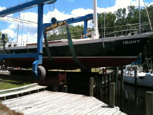 1992 parker marine exuma schooner  31 1992 PARKER MARINE Exuma Schooner