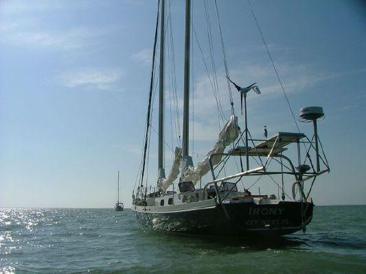 1992 parker marine exuma schooner  5 1992 PARKER MARINE Exuma Schooner