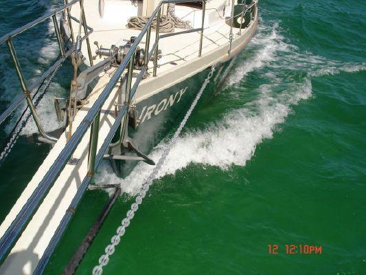 1992 parker marine exuma schooner  6 1992 PARKER MARINE Exuma Schooner