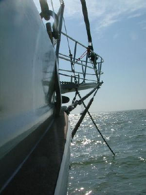 1992 parker marine exuma schooner  7 1992 PARKER MARINE Exuma Schooner