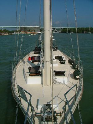 1992 parker marine exuma schooner  9 1992 PARKER MARINE Exuma Schooner