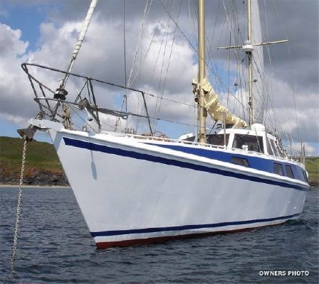 1992 reinke 60 ft steel ketch  1 1992 Reinke 60 ft steel ketch