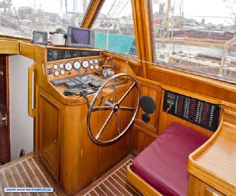 1992 reinke 60 ft steel ketch  10 1992 Reinke 60 ft steel ketch
