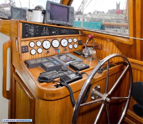 1992 reinke 60 ft steel ketch  11 1992 Reinke 60 ft steel ketch