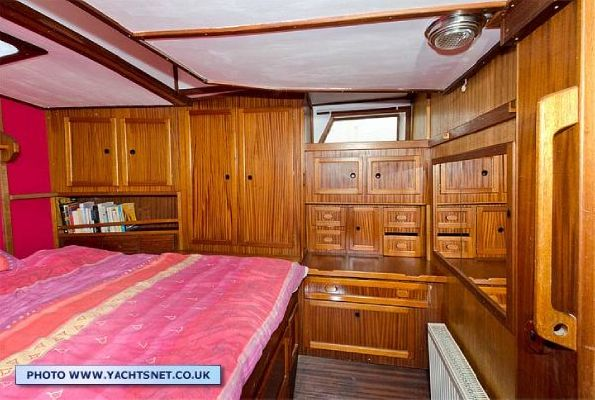 1992 reinke 60 ft steel ketch  14 1992 Reinke 60 ft steel ketch