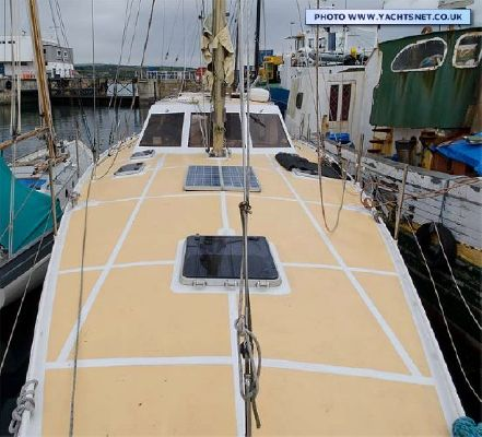 1992 reinke 60 ft steel ketch  16 1992 Reinke 60 ft steel ketch