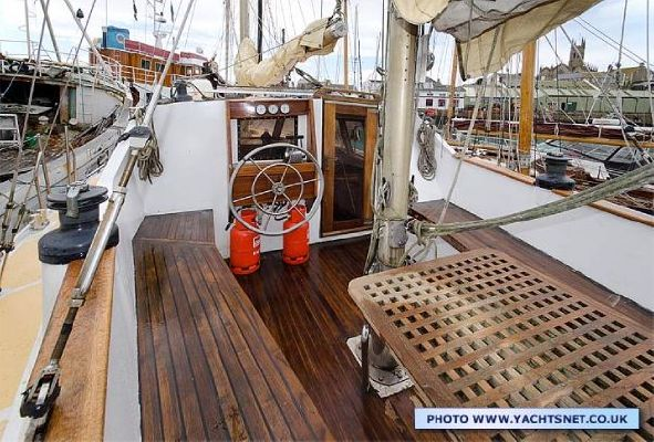1992 reinke 60 ft steel ketch  18 1992 Reinke 60 ft steel ketch