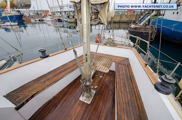 1992 reinke 60 ft steel ketch  19 1992 Reinke 60 ft steel ketch