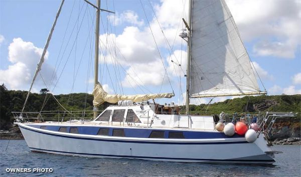 1992 reinke 60 ft steel ketch  2 1992 Reinke 60 ft steel ketch