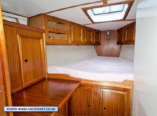 1992 reinke 60 ft steel ketch  4 1992 Reinke 60 ft steel ketch