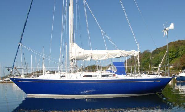 Rustler 36 1992 All Boats