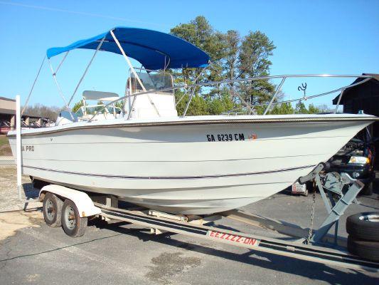 Sea Pro 204 Center Console Fish 1992 All Boats