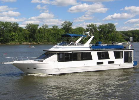 1992 skipperliner intercoastal houseboat liveaboard  1 1992 Skipperliner Intercoastal Houseboat Liveaboard
