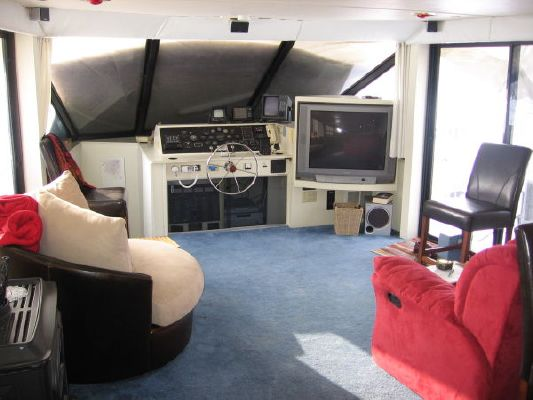 1992 skipperliner intercoastal houseboat liveaboard  29 1992 Skipperliner Intercoastal Houseboat Liveaboard