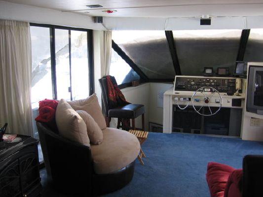 1992 skipperliner intercoastal houseboat liveaboard  5 1992 Skipperliner Intercoastal Houseboat Liveaboard