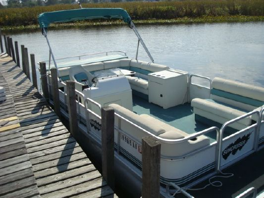 1992 Suncruiser Pontoon Sd 200 Boats Yachts For Sale