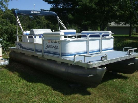 Sweetwater Challenger 200 RE 1992 Sweetwater Pontoon Boat