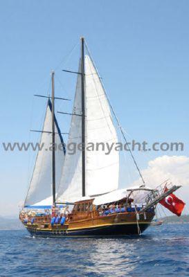 Turkey Gulet 1992 Ketch Boats for Sale