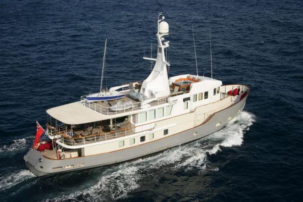 Veb J. Warnke Converted Tug boat 1992 Tug Boats for Sale