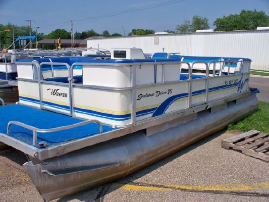 1992 Weeres Sportsman Deluxe 200 - Boats Yachts for sale