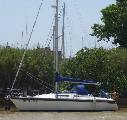 1992 westerly storm 33 ood  1 1992 Westerly Storm 33 OOD