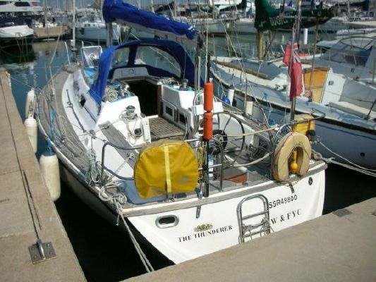 1992 westerly storm 33 ood  11 1992 Westerly Storm 33 OOD