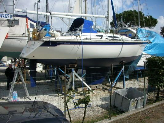 1992 westerly storm 33 ood  3 1992 Westerly Storm 33 OOD