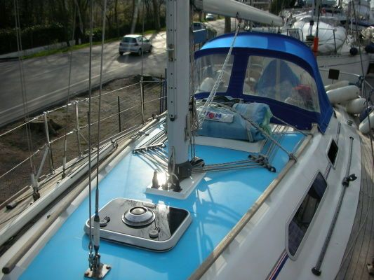 1992 westerly storm 33 ood  5 1992 Westerly Storm 33 OOD