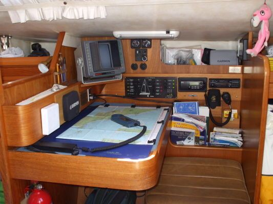1992 westerly storm 33 ood  8 1992 Westerly Storm 33 OOD