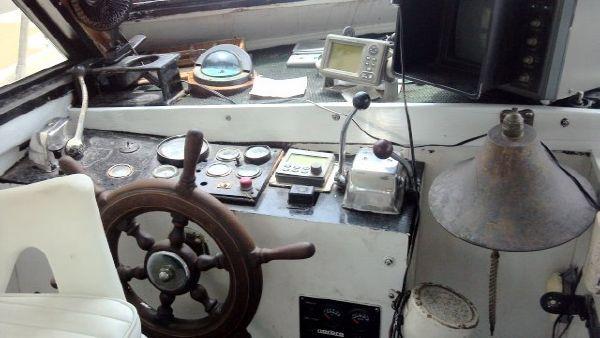1993 1993 45 wood nortex fishing charter boat  3 1993 1993 45 Wood/Nortex Fishing Charter Boat