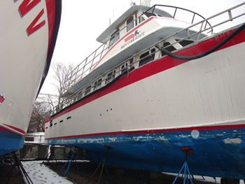 ARRO YACHT Commercial Head Boat 1993 Commercial Boats for Sale