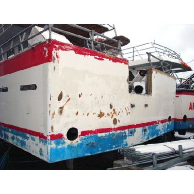 1993 arro yacht commercial head boat  10 1993 ARRO YACHT Commercial Head Boat